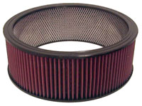 Click for a larger picture of K&N Filter Element, Round (14 OD x 12 ID x 5 H)