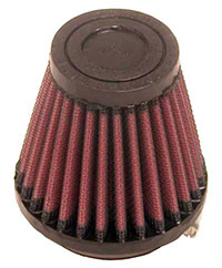 Click for a larger picture of K&N Universal Round Tapered Type Filters