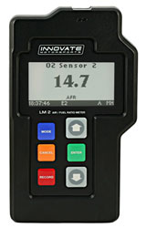 Click for a larger picture of LM-2 Dual Channel Wideband Air/Fuel Ratio Meter Kit