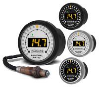 Click for a larger picture of MTX-L Wideband Air/Fuel Ratio Gauge