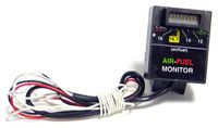 Click for a larger picture of K&N Fuel/Air Monitor Only, Rectangular
