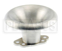"Click for a larger picture of Clearance Air Horn, 1.75"" SU and Zenith-Stromberg Carburetor"