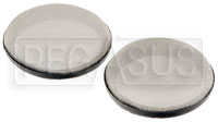 "Click for a larger picture of Custom Velocity Stack Filters - 89mm (3.50"") Diameter - pair"