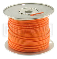 Click for a larger picture of Wire, 18 Gauge - Orange