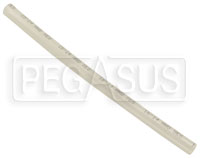 "Click for a larger picture of 6"" Clear-View Adhesive Lined Heat Shrink Tubing, 0.250"" ID"