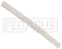 "Click for a larger picture of 6"" Clear-View Adhesive Lined Heat Shrink Tubing, 0.365"" ID"
