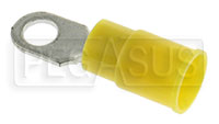 Click for a larger picture of Terminal, 12-10 Gauge Yellow  #8 Ring
