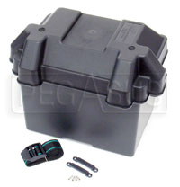 Click for a larger picture of Plastic Group 24 Battery Box