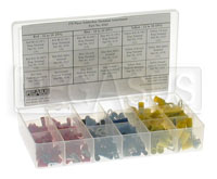 Click for a larger picture of 271 Piece Solderless Terminal Assortment