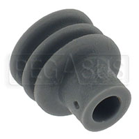 Click for a larger picture of Weather Pack Terminal Seal for 2.81 to 3.49mm Wire (Gray)