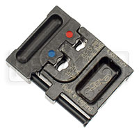 Click for a larger picture of Die Set for 22-14 Gauge Insulated Terminals
