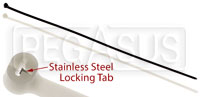 Click for a larger picture of T&B Standard Nylon Cable Tie, 14 x 0.19 inch
