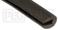Click for a larger picture of Rubber Edge Trim, Sold per Foot