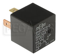Click for a larger picture of Change Over Relay no Mounting Bracket, 12v, 30/50 amp
