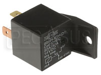 Click for a larger picture of Change Over Relay with Mounting Bracket, 12v, 30/50 amp