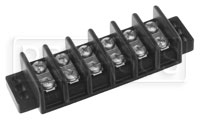 Click for a larger picture of 6 Gang Screw Type Terminal Block