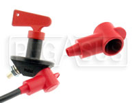Click for a larger picture of Insulating Boot for Battery Cut-Off Switch Terminal