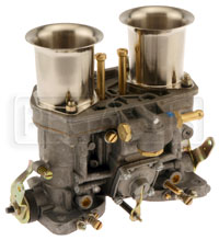 Click for a larger picture of Weber 48IDF Carburetor