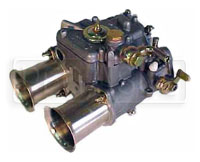 Click for a larger picture of Weber 45DCOE Carburetor