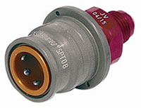 Click for a larger picture of Staubli SPT08 Non-Spill Quick-Disconnect Socket