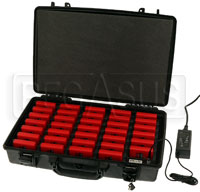 Click for a larger picture of AMB 34 Unit Charging Case for TranX, EMPTY