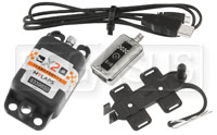 Click for a larger picture of MyLaps X2 Rechargeable MX / Motocross Transponder, 1 Year