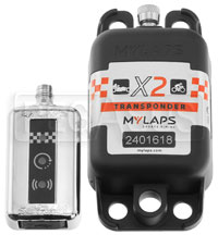 MyLaps Connect Tips and X2 Transponder RaceKey LED Decoder