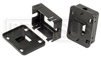 Click for a larger picture of RACEceiver Roll Bar Mount Box