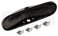 Click for a larger picture of Carbon Fiber Mirror Housing Only for Center Mirror