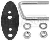 Click for a larger picture of Talbot Berlin 300 Mirror U-Bolt Mounting Kit w/ Base Gasket