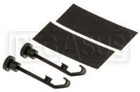 Click for a larger picture of Replacement Hook & Knob Kit for #5163 Towing Mirrors
