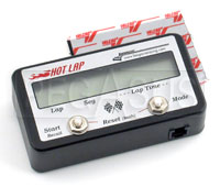 Click for a larger picture of Hot Lap Small In-Car Display Unit Only