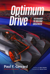 Click for a larger picture of Optimum Drive - The Roadmap To Driving Greatness, P. Gerrard