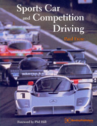 Click for a larger picture of Sports Car and Competition Driving by Paul Frere