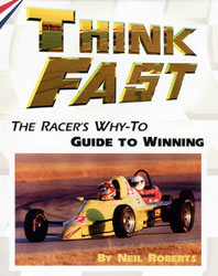 Click for a larger picture of Think Fast by Neil Roberts