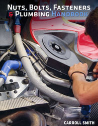 Click for a larger picture of Carroll Smith's Nuts Bolts Fasteners and Plumbing Handbook
