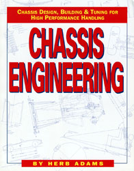 Click for a larger picture of Chassis Engineering by Herb Adams