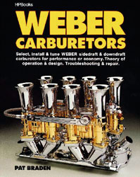 Click for a larger picture of Weber Carburetors by Pat Braden