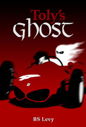 Click for a larger picture of Toly's Ghost by Burt Levy