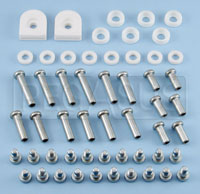 Click for a larger picture of EZ-Up Eclipse Nut & Bolt Hardware Kit