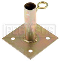Click for a larger picture of Foot Plate for EMT Conduit