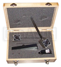 Click for a larger picture of Laser Bump Steer Gauge with Case by ART