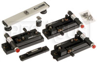 "Click for a larger picture of ""The Triple"" Laser String II by ART, Less Aluminum Rails"
