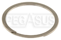 Click for a larger picture of Spiroloc Retaining Ring for Penske Eyelet Spherical Bearing