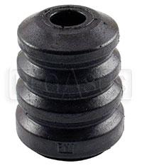 Click for a larger picture of Penske 38 Gram Shock Bump Rubber (Black)