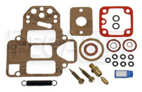 Click for a larger picture of 40/45 DCOE New Style Rebuild Kit w/o Float 175 Needle