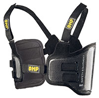 Click for a larger picture of OMP Carbon Fiber Rib Protector Vest