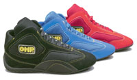 "Click for a larger picture of OMP ""Competition"" Karting Shoe"