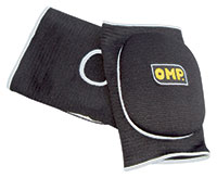 Click for a larger picture of OMP Karting Elbow Pads, One Size