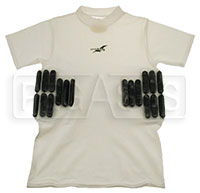 Click for a larger picture of Zoombang Protective Race Shirt - Youth